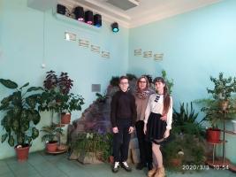 V тур пізнавально-екологічного проєкту «Екошкола#зелений»